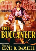 The Buccaneer movie poster (1938) picture MOV_f0f792d1