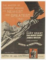 North by Northwest movie poster (1959) picture MOV_97239842