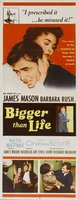 Bigger Than Life movie poster (1956) picture MOV_f0f8a28d