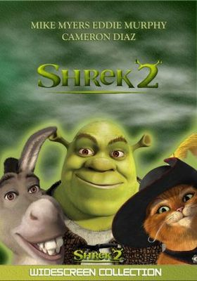 Shrek 2 movie poster (2004) poster MOV_f0ff21f8