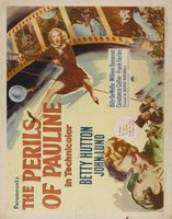 The Perils of Pauline movie poster (1947) picture MOV_f0ff8d06
