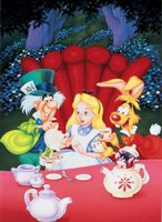 Alice in Wonderland movie poster (1951) picture MOV_f1030f52