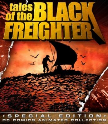 Tales of the Black Freighter movie poster (2009) poster MOV_f107d5d4