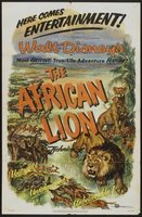 The African Lion movie poster (1955) picture MOV_f10fce81