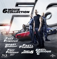 Fast & Furious 6 movie poster (2013) picture MOV_f11680de