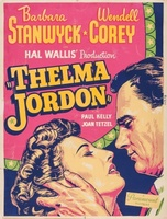 The File on Thelma Jordon movie poster (1950) picture MOV_f11e7476