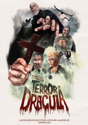 Terror of Dracula movie poster (2012) poster MOV_f11f0716