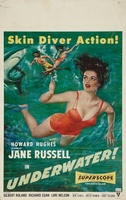 Underwater! movie poster (1955) picture MOV_f125e70e