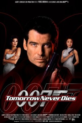 Tomorrow Never Dies movie poster (1997) poster MOV_f12ab098