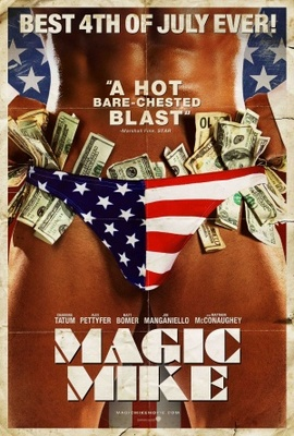 Magic Mike movie poster (2012) poster MOV_f1302d9e