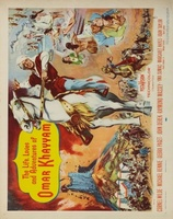 Omar Khayyam movie poster (1957) picture MOV_f130838a