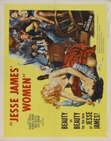 Jesse James' Women movie poster (1954) picture MOV_f131b400