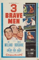 Three Brave Men movie poster (1956) picture MOV_f131d903