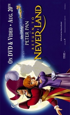Return to Never Land movie poster (2002) poster MOV_f13414ee