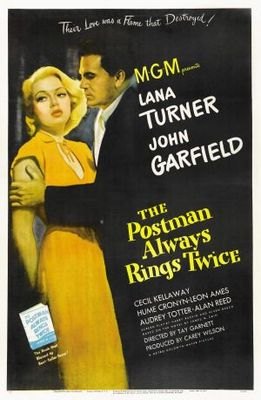 The Postman Always Rings Twice movie poster (1946) poster MOV_f1394355