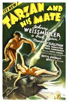 Tarzan and His Mate movie poster (1934) picture MOV_f139ce2d