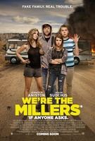 We're the Millers movie poster (2013) picture MOV_f139dfee