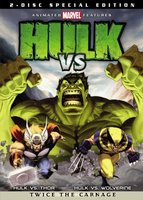 Hulk Vs. movie poster (2009) picture MOV_0fa34d23