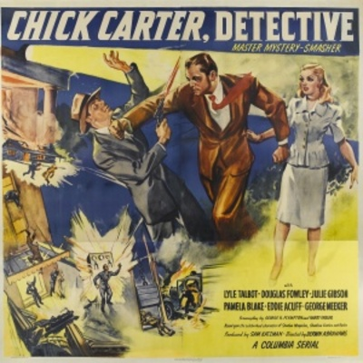 Chick Carter, Detective movie poster (1946) poster MOV_f13ed5cd