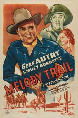Melody Trail movie poster (1935) poster MOV_f142785a