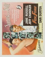 Foxfire movie poster (1955) picture MOV_f1459753
