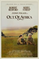 Out of Africa movie poster (1985) picture MOV_627fd40e