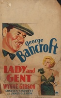Lady and Gent movie poster (1932) picture MOV_f1506bc4