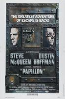 Papillon movie poster (1973) picture MOV_f152e75e