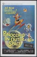 Pinocchio in Outer Space movie poster (1965) picture MOV_f1553314