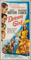 Dream Girl movie poster (1948) picture MOV_f155599d