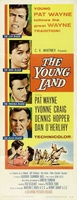 The Young Land movie poster (1959) picture MOV_f157e1db