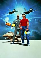 Iron Eagle movie poster (1986) picture MOV_f15b3fee