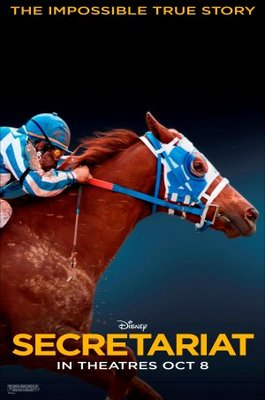 Secretariat movie poster (2010) poster MOV_f15db2ec