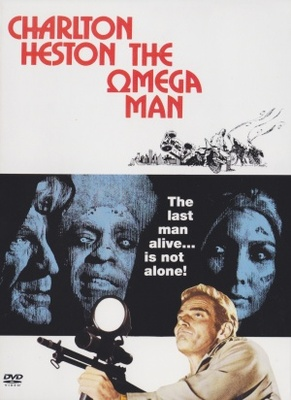 The Omega Man movie poster (1971) poster MOV_f15f4dfe