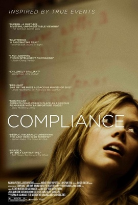 Compliance movie poster (2012) poster MOV_f1609533