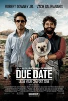 Due Date movie poster (2010) picture MOV_f163fe40
