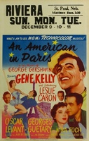 An American in Paris movie poster (1951) picture MOV_f16fd1f9