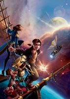 Treasure Planet movie poster (2002) picture MOV_f178117e