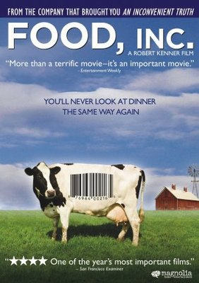 Food, Inc. movie poster (2008) poster MOV_f17ae3cf