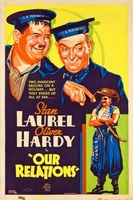 Our Relations movie poster (1936) picture MOV_f185e951