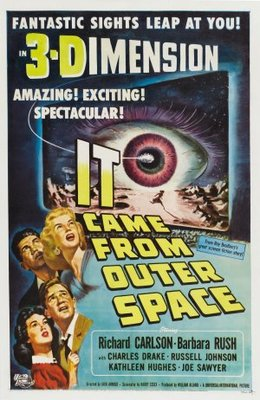 It Came from Outer Space movie poster (1953) poster MOV_f18887f6