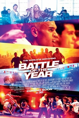 Battle of the Year: The Dream Team movie poster (2013) poster MOV_f198b13b