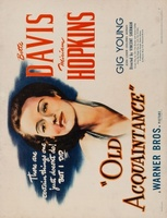 Old Acquaintance movie poster (1943) picture MOV_ba7cd859