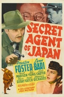 Secret Agent of Japan movie poster (1942) picture MOV_f19e1cb0