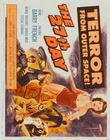 The 27th Day movie poster (1957) picture MOV_f19fd806