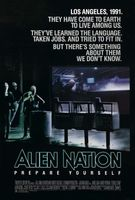 Alien Nation movie poster (1988) picture MOV_f1a6bcae