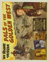 Pals of the Golden West movie poster (1951) picture MOV_f1b97166