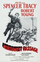 Northwest Passage movie poster (1940) picture MOV_f1bd62e4