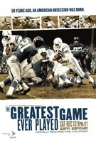 The Greatest Game Ever Played movie poster (2008) picture MOV_f1cfefa4