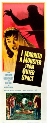 I Married a Monster from Outer Space movie poster (1958) poster MOV_f1d640ac